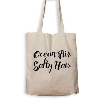 CREYMS2 Ocean Air Salty Hair - Tote Bag