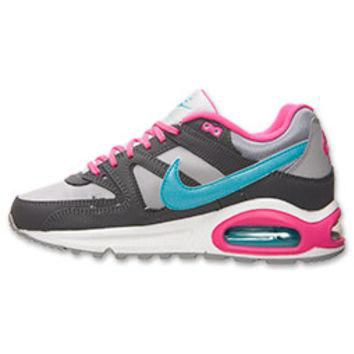 Girls' Grade School Nike Air Max Command Running Shoes