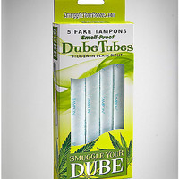 Dube Tube Tampon Flask - Spencer's