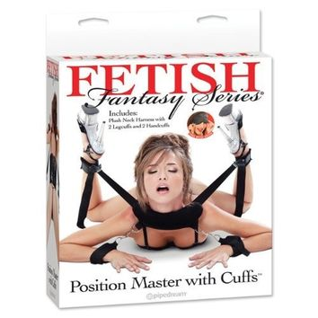 Pipedream Products Fetish Fantasy Series Position Master Wcuffs