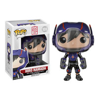 Big Hero 6 Hiro Hamada Pop! Vinyl Figure - Funko - Big Hero 6 - Pop! Vinyl Figures at Entertainment Earth