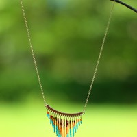 The Pocahontas Necklace