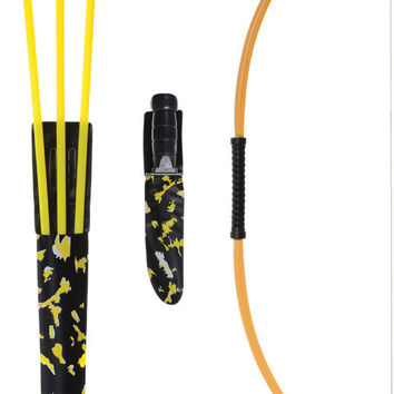 """costume accessory: bow and arrow native american 30"""" Case of 2"""