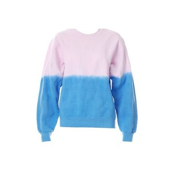 Cotton Candy Love Pullover Crewneck