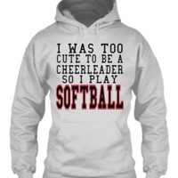 LIMITED EDITION CHEERLEADER SOFTBALL