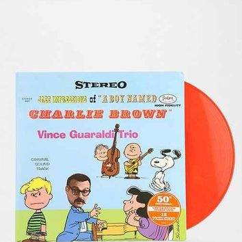 "Vince Guaraldi Trio - Jazz Impressions Of ""A Boy Named Charlie Brown"" LP"
