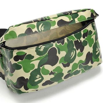 Camouflage One Shoulder Bags Pocket [103809286156]
