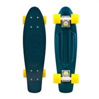 Penny Skateboards USA Penny Organics Bottle Green Yellow - COMPLETES - SHOP ONLINE