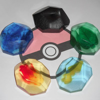 Pokemon Generation I - Evolution Stone Set