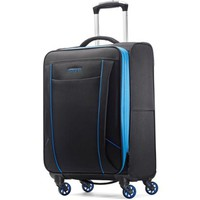 American Tourister Skylite Spinner Soft Side Suitcase - Walmart.com