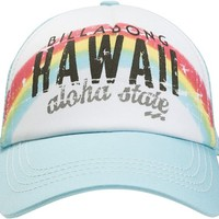 BILLABONG STATE OF ALOHA TRUCKER HAT | Swell.com