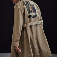 UO Double-Breasted Trench Coat | Urban Outfitters