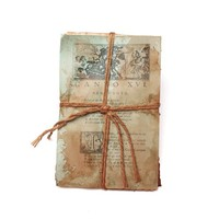 Blue Recycled Book Bundle