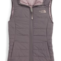 The North Face Harway Vest (Little Girls & Big Girls) | Nordstrom