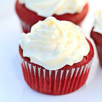 Organic Red Velvet Cupcake and Frosting Mix by DessertMeSweets