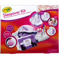 Walmart: Crayola SleepOver Party Case