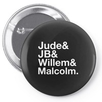 A Little Life Book Pin-back button