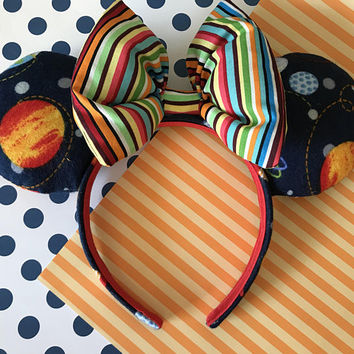 Toy Story Land inspired Minnie Mouse Ears