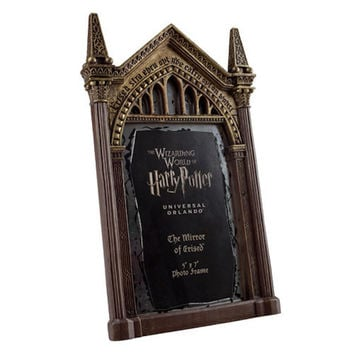 Universal Studios Harry Potter Mirror Of Erised Resin Photo Frame New With Tags