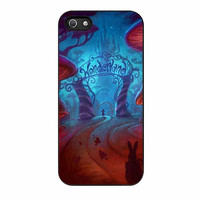 alice wonderland disney iphone 5 5s 4 4s 5c 6 6s plus cases