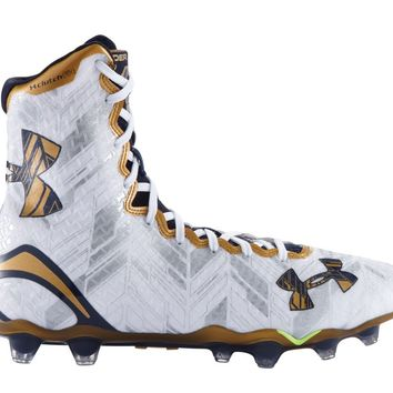 Under Armour Highlight Lacrosse Cleats - Notre Dame | Lacrosse Unlimited