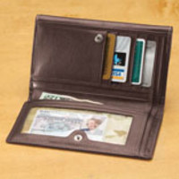 PierCarlo dAlessio Ladies Leather Wallet