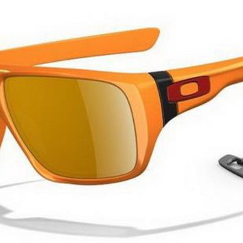 Oakley Dispatch Clementine Dark Bronze Sunglasses