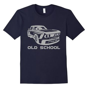 Old School Auto Racing Car Gear- Motorsports T-Shirt