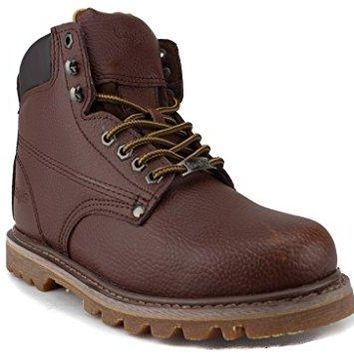 New Men's 626 Heavy Duty Oil Resistant Lace Up Work Boots