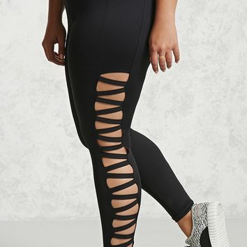 Plus Size Active Leggings