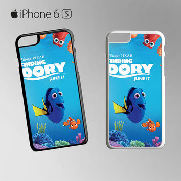 Finding Dory wallpaper hd for Iphone 4/4S Iphone 5/5S/5C/6/6S/6S Plus/6 Plus/7/7 Plus Phone case