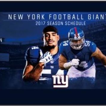 NEW 3X5 FT NEW YORK NY GIANTS COUNTRY OFFICALLY LICENSED FREMONT DIE NFL FLAG, 05