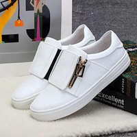 RV Roger Vivier Women Casual Sneakers Sport Shoes