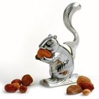 Norpro Davy Crack It Squirrel Nutcracker