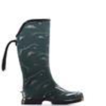 Hoofitz Women's Rain Boot in Forest Green