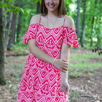 Heart on Fire Dress