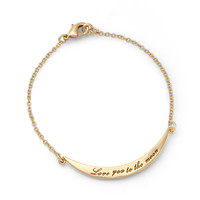 Gold Orion Bracelet