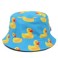Neff Ducky Reversible Bucket Hat - Mens Backpack - Blue - One