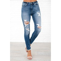 She's Got A Way KanCan Jeans (Medium)