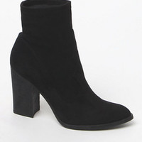 Dolce Vita Cammi Suede Upper Booties at PacSun.com