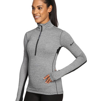 Nike Pro Hyperwarm 1/4 Zip Training Top