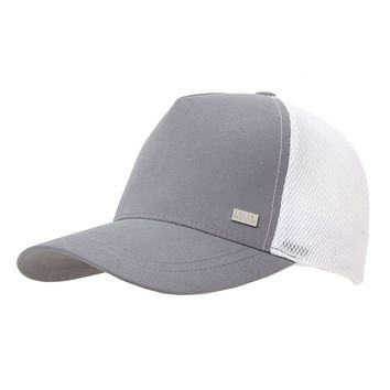 Contrast Mesh Back Baseball Hat