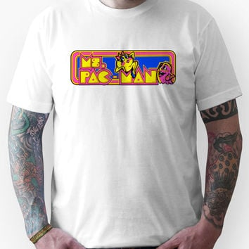 Ms Pac-Man Unisex T-Shirt