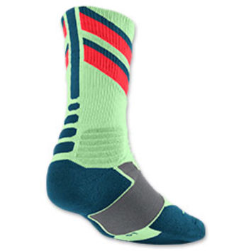 Men's Nike Hyper Elite Chase Basketball Crew Socks