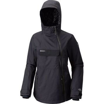 Catacomb Crest On Snow Anorak Hooded Jacket - Women's