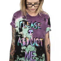 Abduct Me T-Shirt