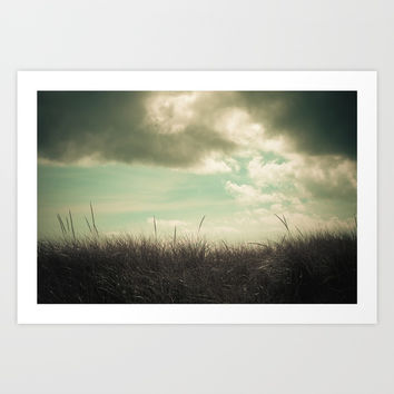 If Only Art Print by Faded  Photos