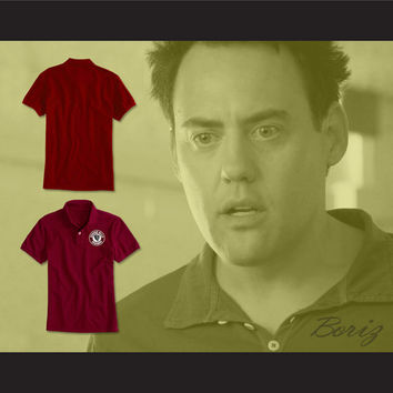 Teen Wolf Coach Bobby Finstock Beacon Hills Cyclones Polo Shirt