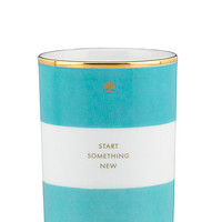 Kate Spade Start Something New Scented Candle Turquoise ONE