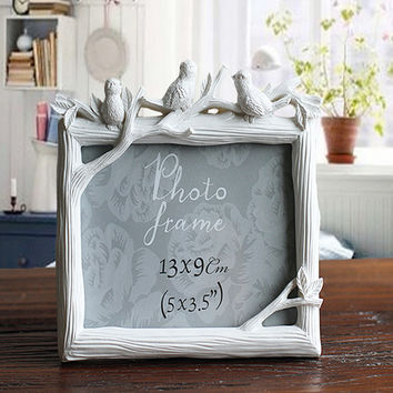 Decoration Photo Frame  Resin Frame  Articles Creative Picture Frame Holder Picture  Act Decor Vintage Photo Frame Free Shipping